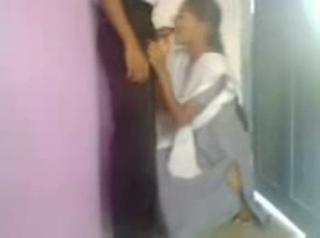 desi Indian village girl ragging by sucking