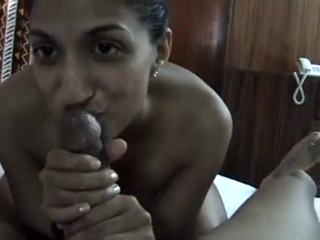desi Hot Sima sucking my cock
