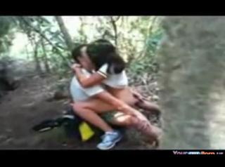 Video bokep abg pulang les ngentot tengah hutan
