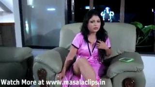 desi Akeli Bhabhi Romance with Ghost Video